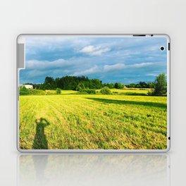 Chemin Richelieu, Saint-Mathias, Québec, Cananda Laptop & iPad Skin