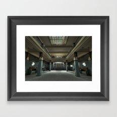 Opulent Abandon Framed Art Print