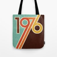 portal Tote Bags featuring PORTAL by Untitled