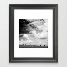 Horseland Framed Art Print