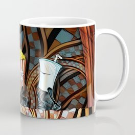 Night at the Route 66 Drive-In Movie Theater Coffee Mug