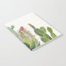 Cactus Watercolor Notebook