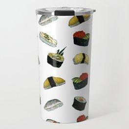 Sushi Ala Carte (Sushi Arakaruto) Travel Mug