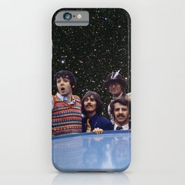Magical Space Tour iPhone Case