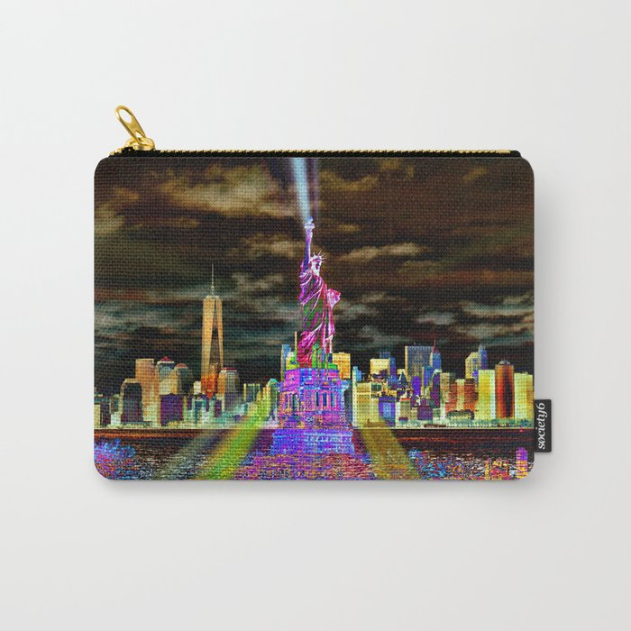 Pop New York Carry-All Pouch