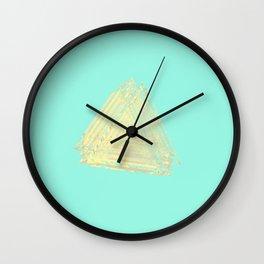 T E T R A Wall Clock