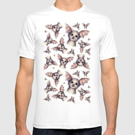 What the Fox - Pattern T-shirt