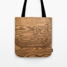 Wood 5, heavily grained wood Horizontal grain Tote Bag