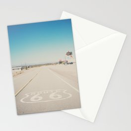 California Route 66 Stationery Cards