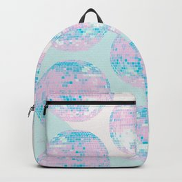 Disco Ball – Pastel Backpack