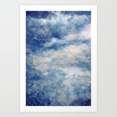 Rainy Skies Art Print