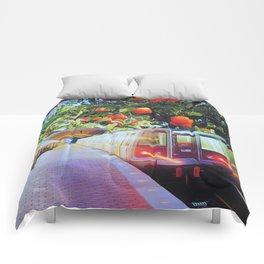 Citrus Express Comforters