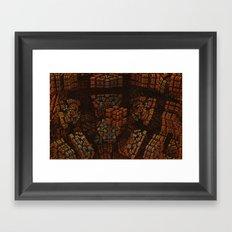 The Copper Archive Framed Art Print