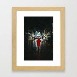 Replicant Memories Framed Art Print