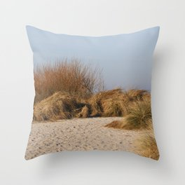 Wild Landscapes at the coast 5 Throw Pillow
