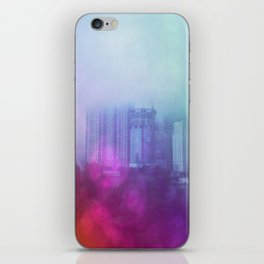 Busan Fog iPhone Skin