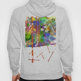 Melas Mind is Chaos Hoody