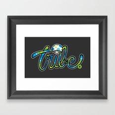 TURBODOG Framed Art Print