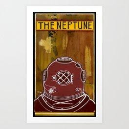 The Neptune Art Print