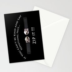Zip It Stationery Cards