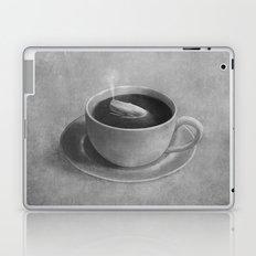 Whale in a tea cup  Laptop & iPad Skin