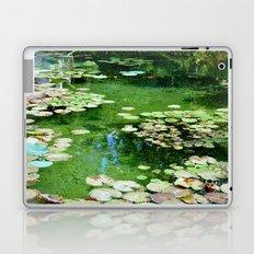 Waterlilies Laptop & iPad Skin