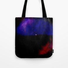 Moon Paint Tote Bag