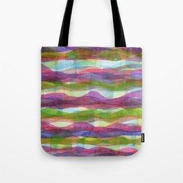 Infinte Waves Tote Bag