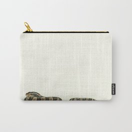 Eastern Massasauga Carry-All Pouch