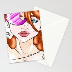 Wedding Violet Stationery Cards