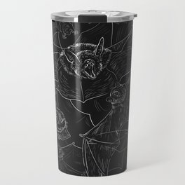 Bat Attack Travel Mug
