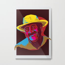DON TITE Metal Print