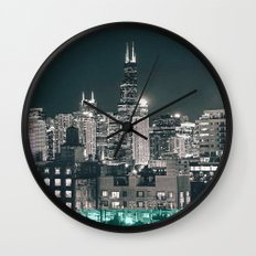 Chicago   Project L0̷SS   Wall Clock