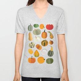 Pumpkins Unisex V-Neck