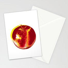 prohibited fruit Stationery Cards