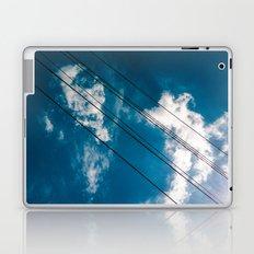 Lines in the sky Laptop & iPad Skin