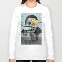 dali Long Sleeve T-shirts featuring DALI by Marian - Claudiu Bortan