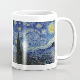 The Starry Night by Vincent van Gogh Coffee Mug