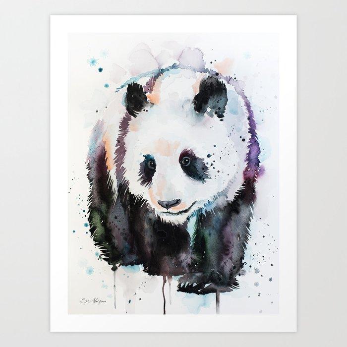 Panda Kunstdrucke