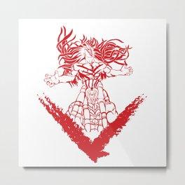 SFV NECALLI Metal Print