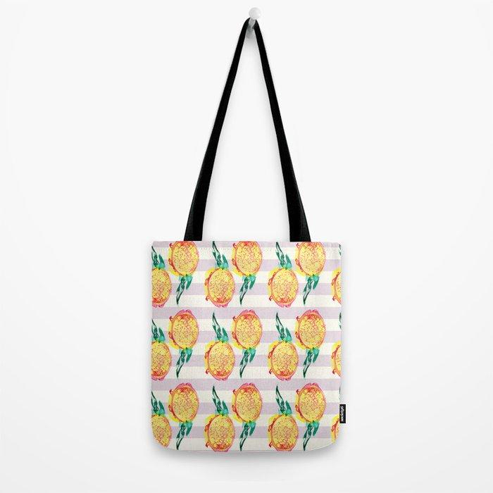 Dragon fruits Tote Bag