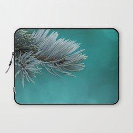 Blue spruce 3 Laptop Sleeve