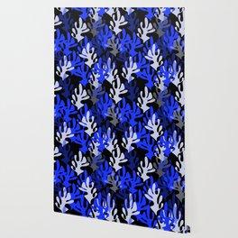 In Blue Wallpaper