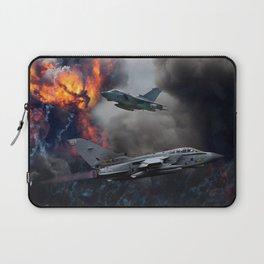 Tornado GR4 Bombing run Laptop Sleeve