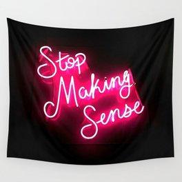 Stop Making Sense Wall Tapestry