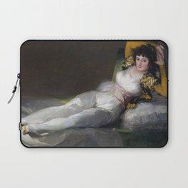 Francisco Goya - The Clothed Maja Laptop Sleeve