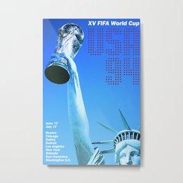 World Cup: USA 1994 Metal Print