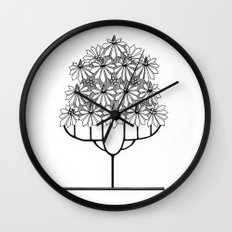 Tree Collection -1 Wall Clock