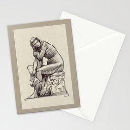 Quai d'Orsay lady Stationery Cards