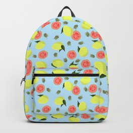 Picasso Bugs and Guava Backpack